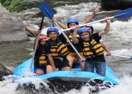 White water ayung river 4