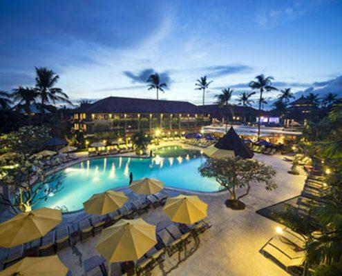 Bali dinasty Pool 01