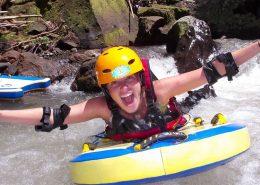 river-boarding